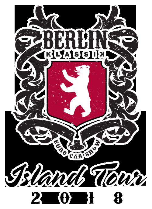 Berlin Klassik Island Tour Car Show - volkswagen - audi - bmw - mercedes benz - porsche - volvo