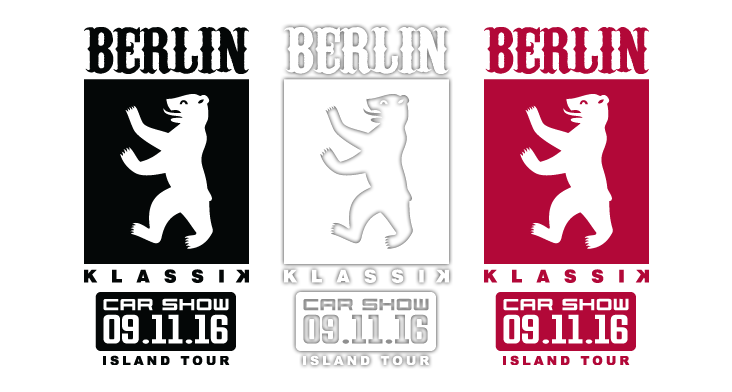 BERLIN KLASSIK 2016 decals