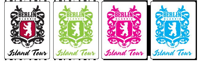 BERLIN KLASSIK crest logos