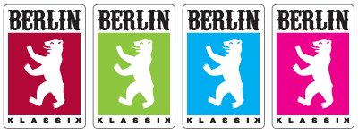 BERLIN KLASSIK small decals