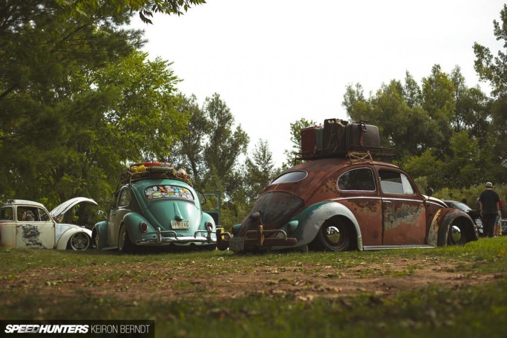 Speedhunters Bugging Out at the Berlin Klassik